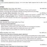 Resume before editing